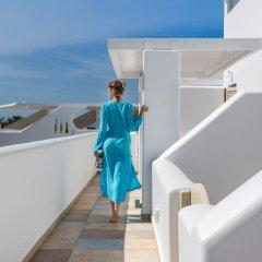 Отель Marvarit Suites Греция, Остров Санторини - отзывы, цены и фото номеров - забронировать отель Marvarit Suites онлайн балкон
