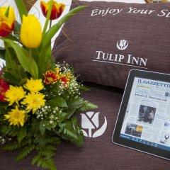 Отель Tulip Inn Padova Падуя интерьер отеля