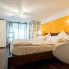Отель Lindas Beauty Швейцария, Цюрих - отзывы, цены и фото номеров - забронировать отель Lindas Beauty онлайн комната для гостей фото 4