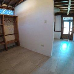Отель Casa del Sol сейф в номере