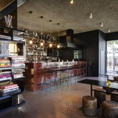 Hotel V Frederiksplein гостиничный бар