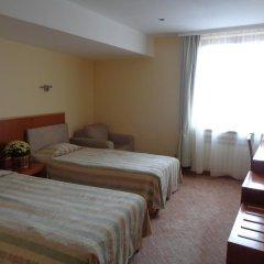 Отель Park Central Болгария, Сливен - отзывы, цены и фото номеров - забронировать отель Park Central онлайн комната для гостей фото 3