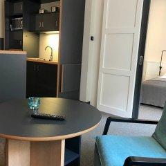 Отель Apartment040 Averhoff Living Гамбург комната для гостей фото 5