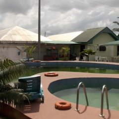 Отель EEMJM Hotels and Suites Limited бассейн фото 2