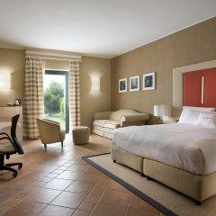 Отель Doubletree By Hilton Acaya Golf Resort Верноле комната для гостей фото 5