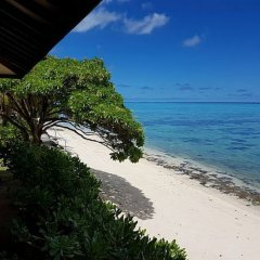 Отель Villa Ylang Ylang - Moorea пляж фото 2