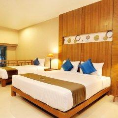 Andakira Hotel 4* Номер Делюкс с разными типами кроватей фото 2
