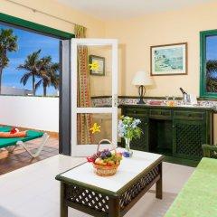 Отель Puerto Caleta комната для гостей фото 3