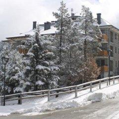 Отель Costarasa Apartamentos Альп спортивное сооружение