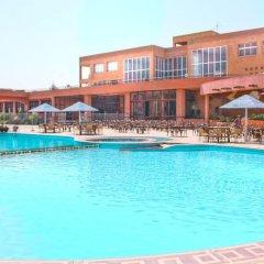 Отель Palmera Azur Resort бассейн фото 3