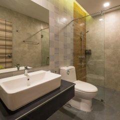 Отель Chermantra Aonang Resort and Pool Suite ванная