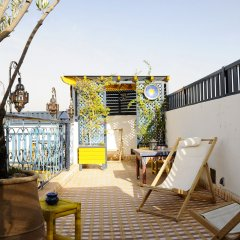 Отель Riad Zara Марракеш фото 7