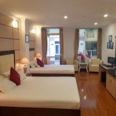 Отель Golden Cyclo Ханой комната для гостей фото 4
