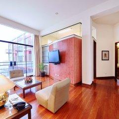 Отель Thunderbird Fiesta Hotel & Casino Перу, Лима - отзывы, цены и фото номеров - забронировать отель Thunderbird Fiesta Hotel & Casino онлайн комната для гостей фото 5