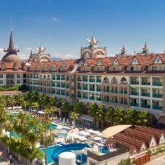 Отель Side Crown Palace - All Inclusive фото 4