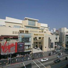 Отель Hampton Inn & Suites Los Angeles Burbank Airport Лос-Анджелес фото 2