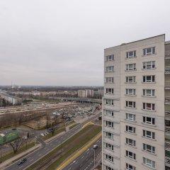 Отель P&O Apartments Arkadia 14 Польша, Варшава - отзывы, цены и фото номеров - забронировать отель P&O Apartments Arkadia 14 онлайн вид на фасад
