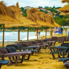 Отель Blue Orange Beach Resort фитнесс-зал