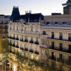 Отель Hostal Salamanca балкон