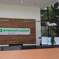 Отель Wyndham Garden Guadalajara Expo интерьер отеля фото 2