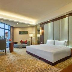 Отель Xiamen Jingmin North Bay Hotel Китай, Сямынь - отзывы, цены и фото номеров - забронировать отель Xiamen Jingmin North Bay Hotel онлайн комната для гостей фото 2