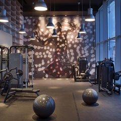 Отель W London Leicester Square фитнесс-зал