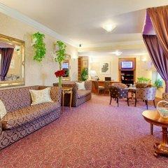 Отель Hoffmeister&Spa Прага интерьер отеля