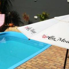 Отель Ala Moana Pousada бассейн