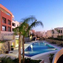 Отель Marbella Luxury Penthouse балкон
