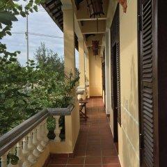 Отель Sea Sun Homestay балкон