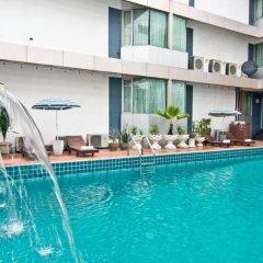 Отель Fortuna Hotel Таиланд, Бангкок - отзывы, цены и фото номеров - забронировать отель Fortuna Hotel онлайн бассейн фото 3