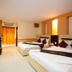 Amnauysuk Hotel комната для гостей фото 4