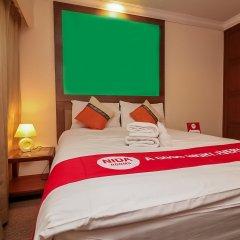 Отель Nida Rooms Silom Soi 12 Planet Бангкок комната для гостей фото 3