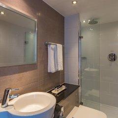 Отель Thistle Trafalgar Square Hotel Великобритания, Лондон - отзывы, цены и фото номеров - забронировать отель Thistle Trafalgar Square Hotel онлайн ванная
