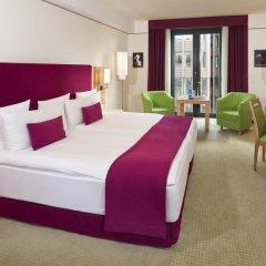Melia Berlin Hotel 4* Стандартный номер разные типы кроватей фото 2