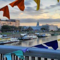 Отель Маяк (корпус Омь) Омск балкон