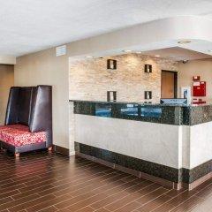 Отель Quality Inn Effingham интерьер отеля