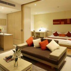 Отель IndoChine Resort & Villas комната для гостей фото 2