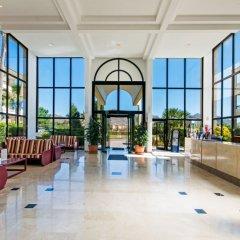 Отель Aparthotel Ponent Mar Испания, Пальманова - 1 отзыв об отеле, цены и фото номеров - забронировать отель Aparthotel Ponent Mar онлайн интерьер отеля фото 3