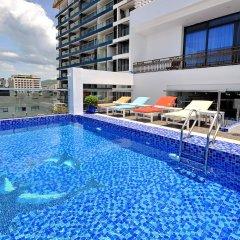 Boss Hotel Nha Trang Нячанг бассейн фото 2