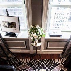 Отель The Plaza Hotel США, Нью-Йорк - 9 отзывов об отеле, цены и фото номеров - забронировать отель The Plaza Hotel онлайн фото 2