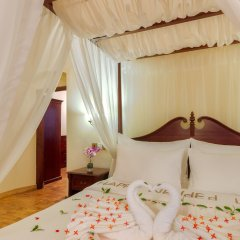 Отель Thebuwana Bungalow комната для гостей