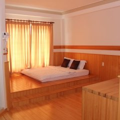 Отель Khong Ten Далат комната для гостей фото 3