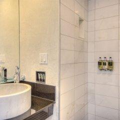 Отель O Hotel США, Лос-Анджелес - 8 отзывов об отеле, цены и фото номеров - забронировать отель O Hotel онлайн ванная