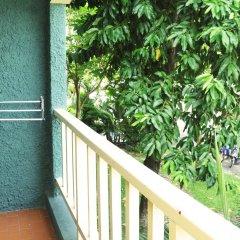Отель Patra Mansion балкон
