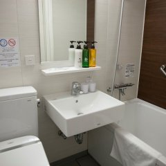 Отель THE KNOT TOKYO Shinjuku ванная фото 2