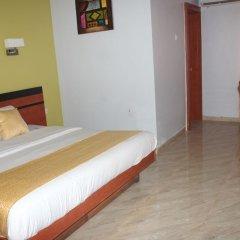 Отель Dannic Hotels Enugu сейф в номере