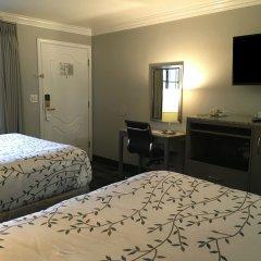 Отель Americas Best Value Inn-Milpitas/Silicon Valley удобства в номере