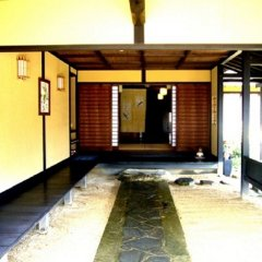 Отель Sansou Tanaka Хидзи бассейн
