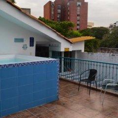 Отель Hostal Pajara Pinta бассейн фото 3